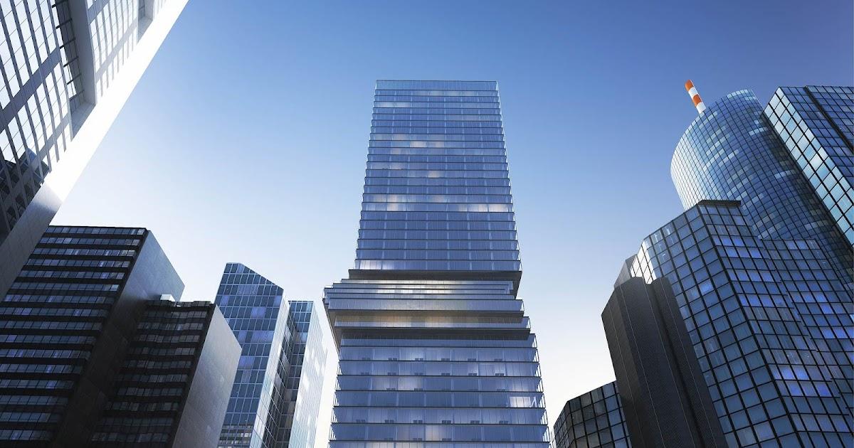 hochhauswelten frankfurt metzler tower 185m. Black Bedroom Furniture Sets. Home Design Ideas