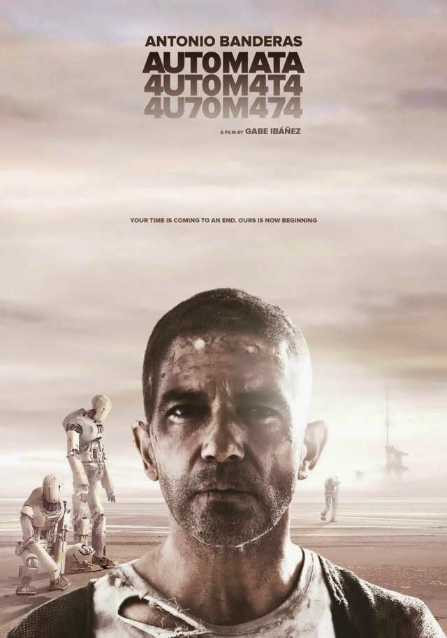 Autómata - Official Trailer 2014