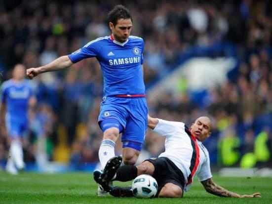 english premier league frank lampard chelsea vs manchester city