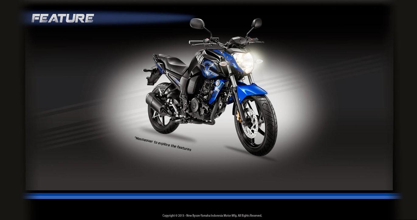 Spesifikasi Yamaha Byson