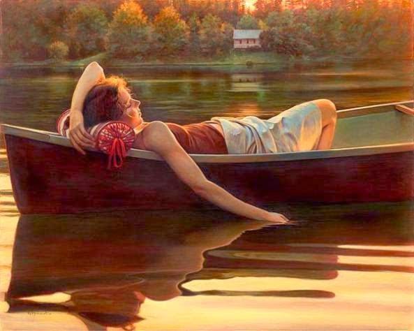 flotando....fluyendo