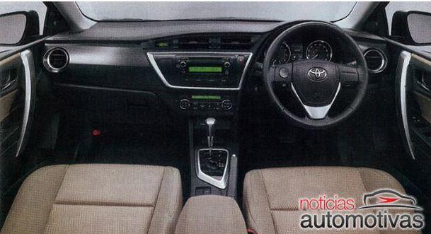Formerly The Honda Portal 2013 Toyota Corolla Hatch Brochure Leaked