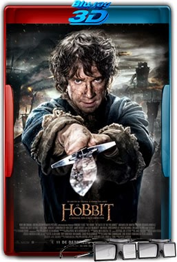 O Hobbit - A Batalha dos Cinco Exércitos Torrent Dual Audio