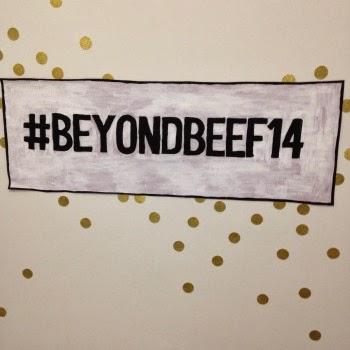 Beyond Beef: BCAE Fundraiser