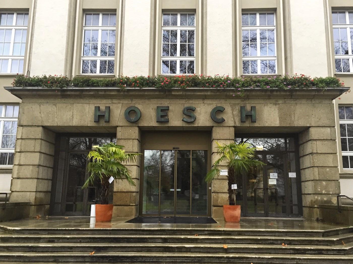 steht auf der Denkmalschutzliste der Stadt Dortmund