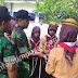 Babinsa 05/Kwanyar Latih Pramuka MA Cendana Kwanyar