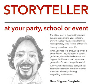 Invite the Storyteller