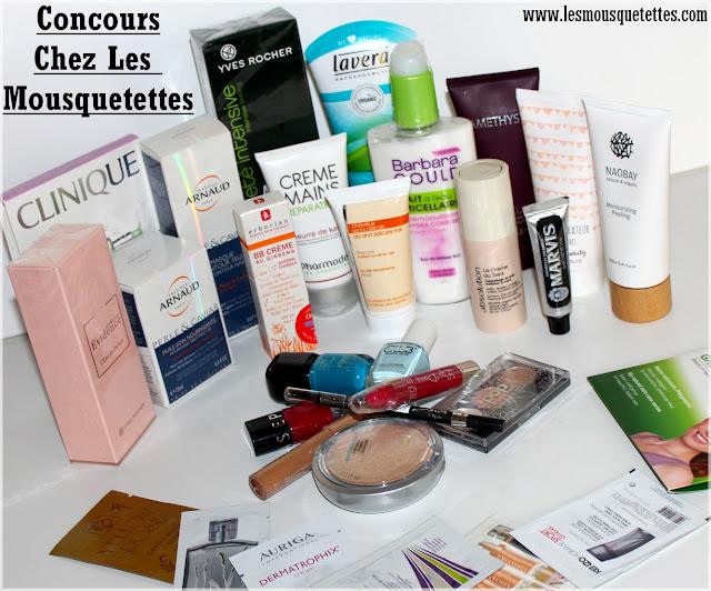 Box Beauté Mousquetettes - Les Mousquetettes©