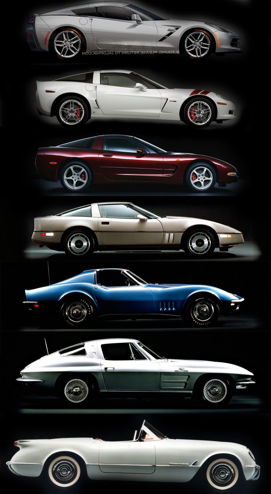 The Piston Ring 2014 C7 Corvette Evolutionary Not