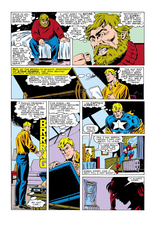 Captain America (1968) Issue #315 #243 - English 11