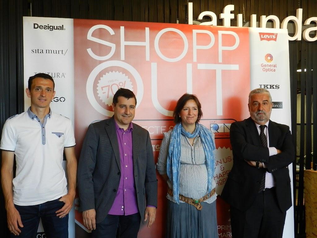 Pop Up Store, Fundación Ramón Noguera, Girona shopp out,