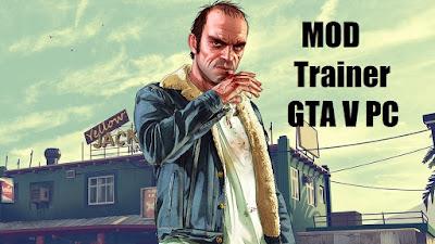 شرح تركيب مود التراينر لعبة (GTA V PC ( mod trainer