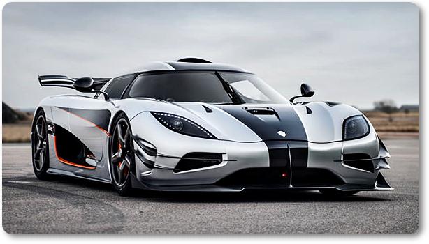Akselerasi Sportscar Koenigsegg One:1 Hanya 17,95 detik Untuk 0-300-0 km/jam