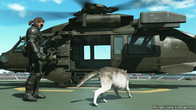 Download Game Metal Gear Solid V: The Phantom Pain Action 2015 full crack