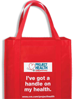 Project Health Tote Bag