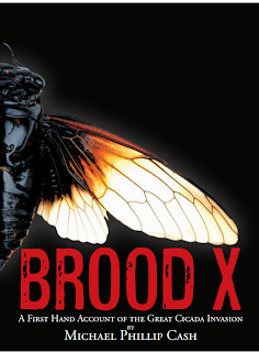 Brood X Book Cover