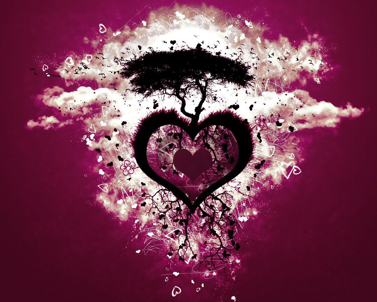 Romantic Wallpapers For Loving People