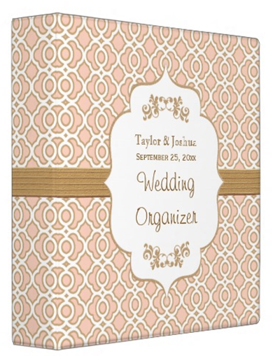 http://www.zazzle.com/blush_pink_and_gold_moroccan_wedding_organizer_binder-127856442854797981?rf=238845468403532898