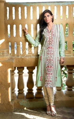 Gul Ahmed Eid Collection-2014
