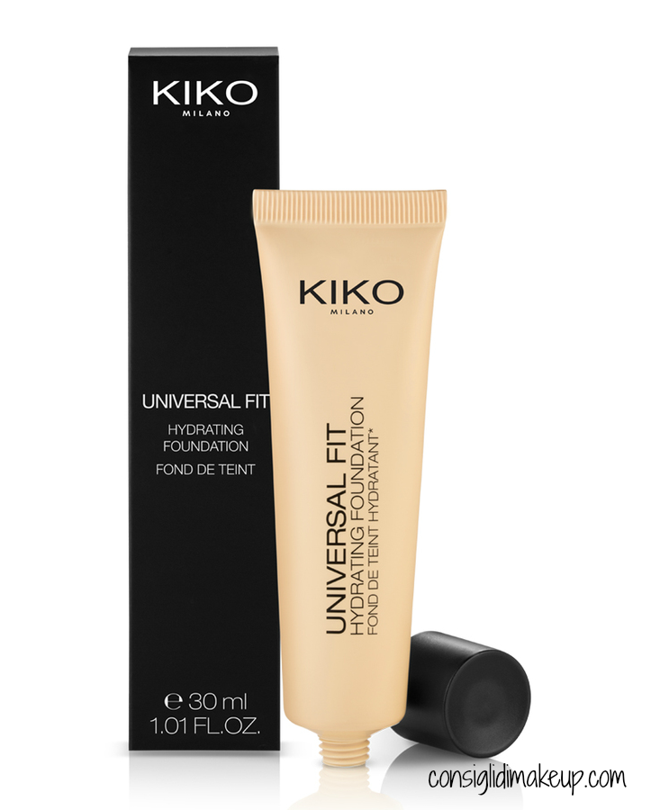 Preview: Universal Fit Hydrating Foundation & Makeup Blender - Kiko Cosmetics