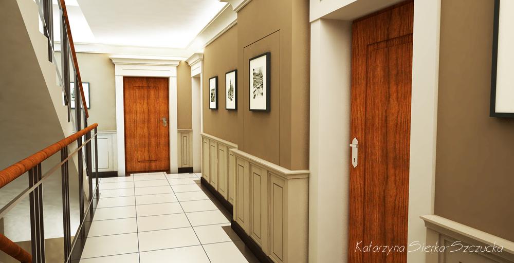 Katarzyna sierka szczucka klasycznie i elegancko for Drzwi z portalem