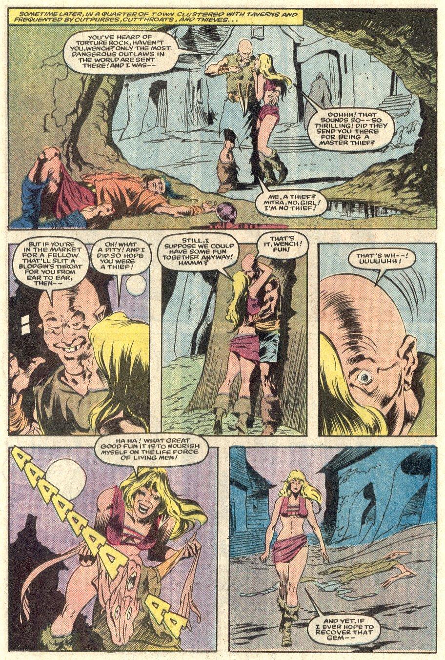 Conan the Barbarian (1970) Issue #165 #177 - English 9
