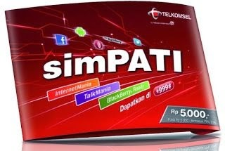 Paket Internet simPATI Flash Ultima
