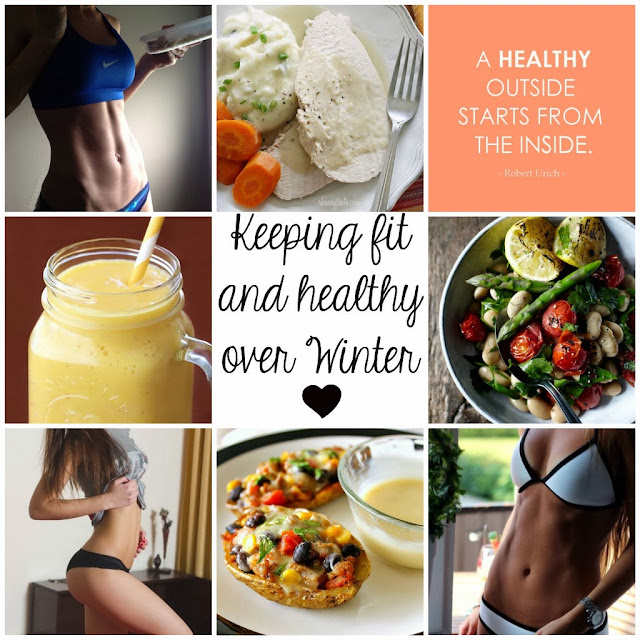How To Keep Fit and Healthy Over Winter 2013