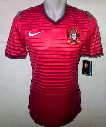 Jersey Portugal Home New