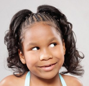 formal hair styles for children