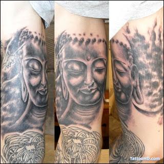 My Tattoo Designs: Buddha Tattoos
