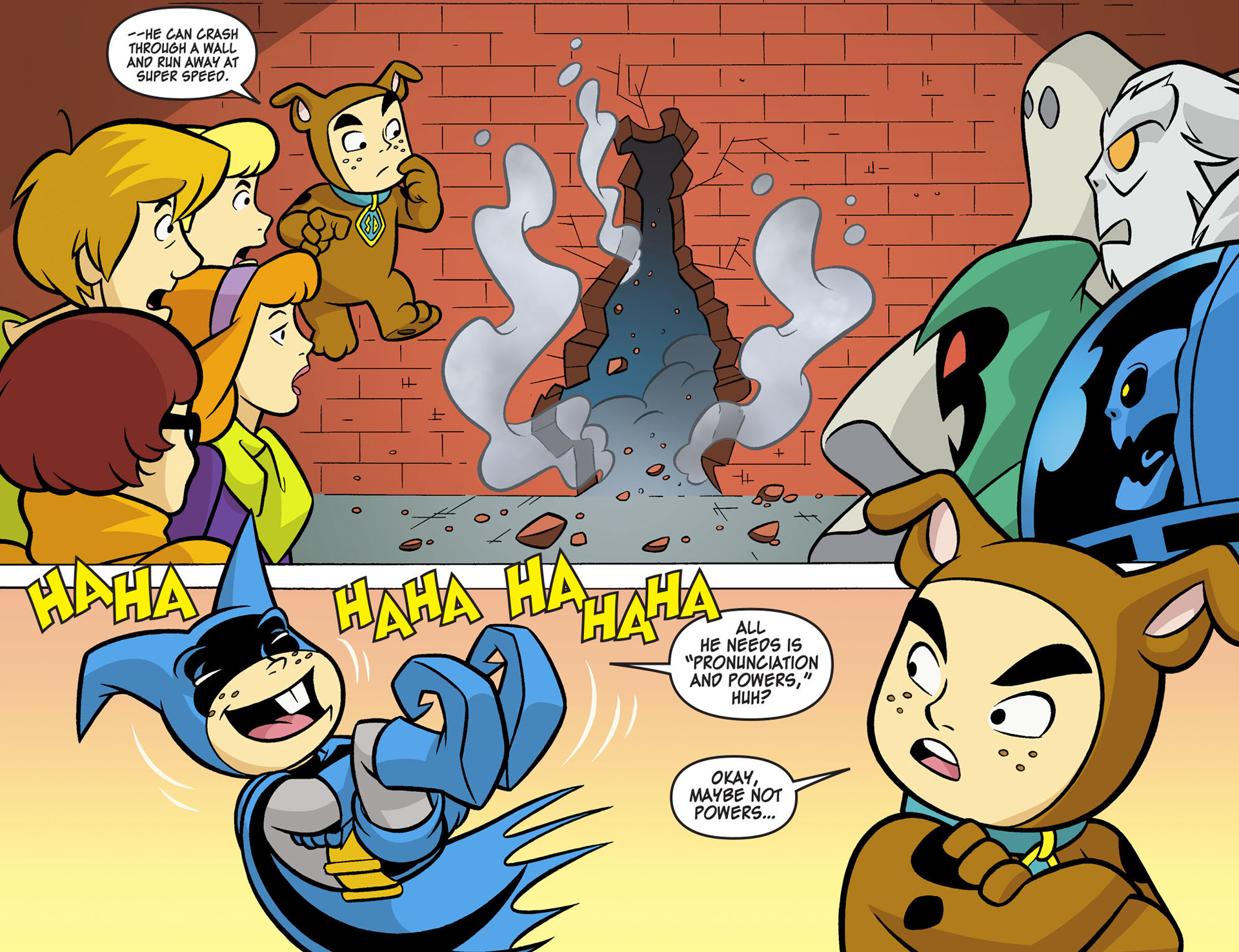 Read online Scooby-Doo! Team-Up comic -  Issue #6 - 8