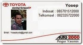 AUTO2000 Bogor Yasmin