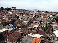 5 kota paling terpadat di indonesia 2013