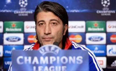 Tottenham Manager Murat Yakin