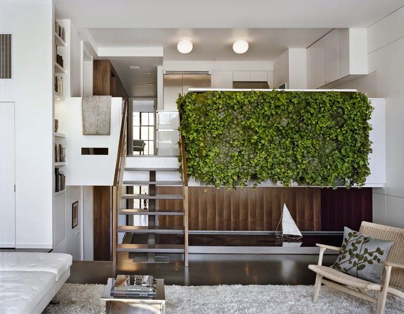 Jardines Verticales y Jardines Interiores, Soluciones Verdes para Departamentos