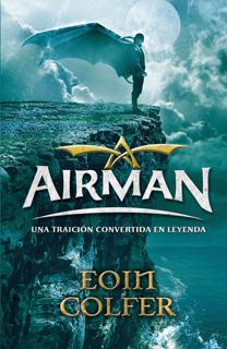 Libro Airman, de Eoin Colfer - Cine de Escritor
