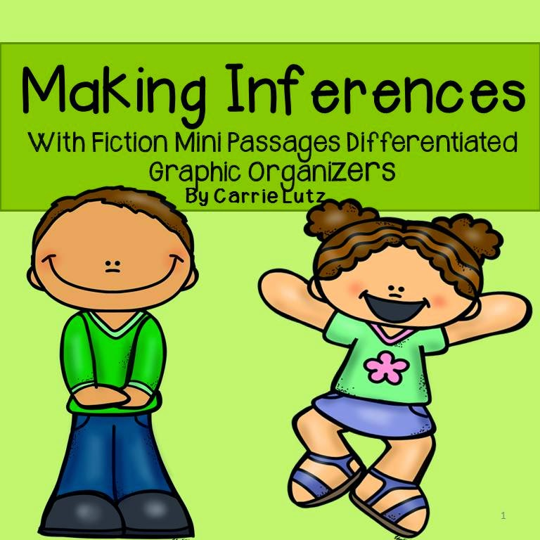 http://www.teacherspayteachers.com/Product/Making-Inferences-14-Mini-Passages-With-Differentiated-Graphic-Organizers-1083744