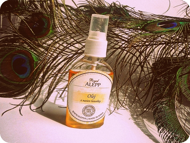 olejowanie włosów olejem z nasion bawełny