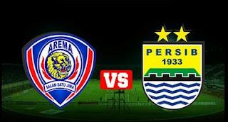 Arema Cronus vs Persib Bandung