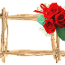 Marcos Florales para Fotos - Formato PNG - Gratis!