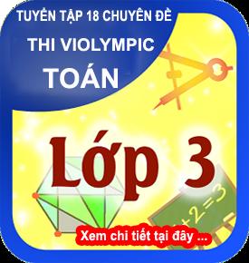 Violympic Toán lớp 3