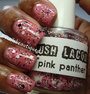 Lush Lacquer Pink Panther