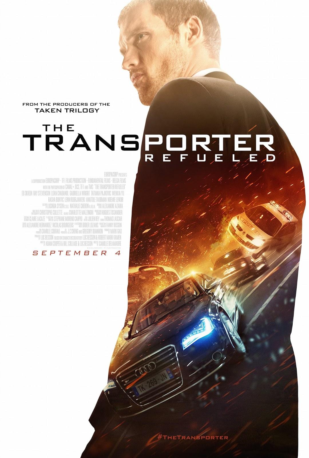 The Transporter Refueled 2015 - Full (HDRIP)