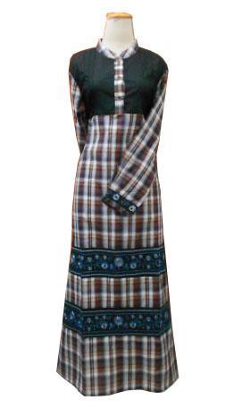 Zidna Collection Baju Muslim Busana Gamis Abaya