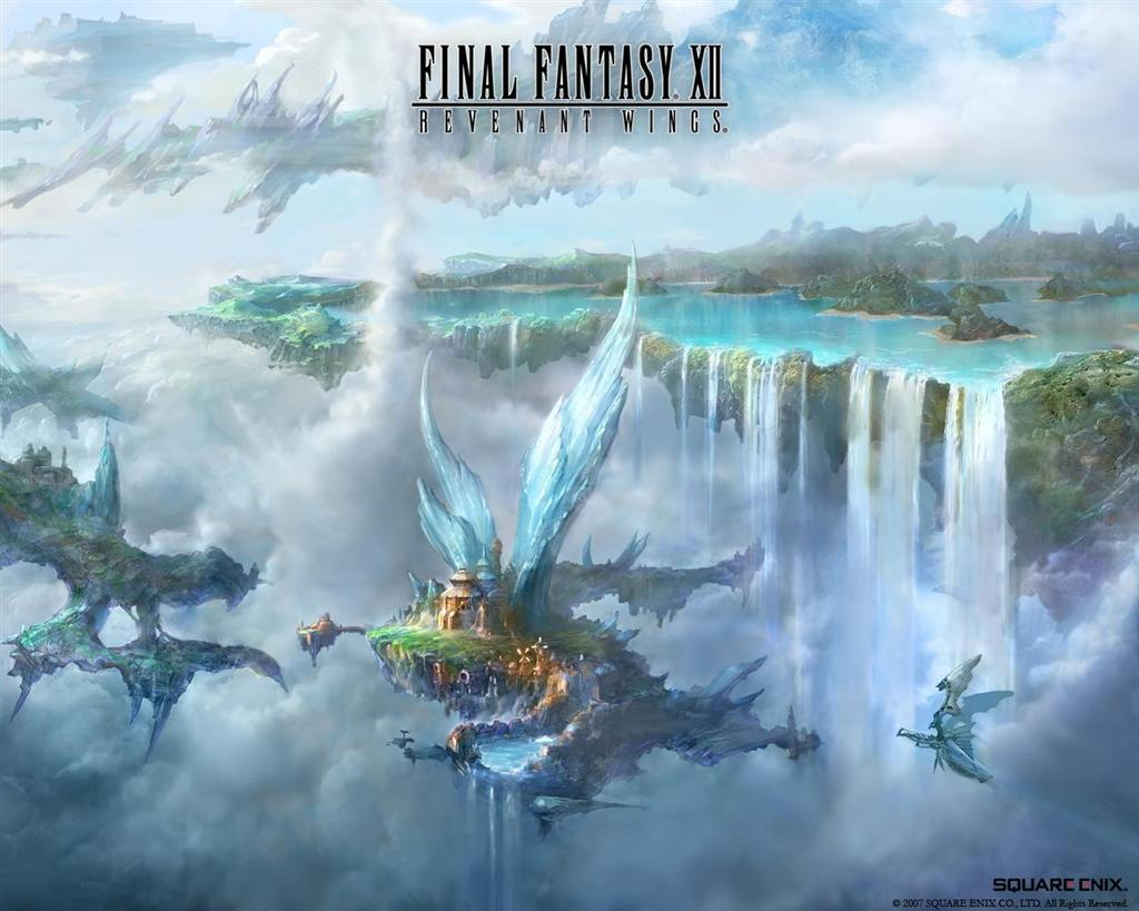 Final Fantasy HD & Widescreen Wallpaper 0.0863995101105792