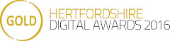 Hertfordshire Digital Awards 2016