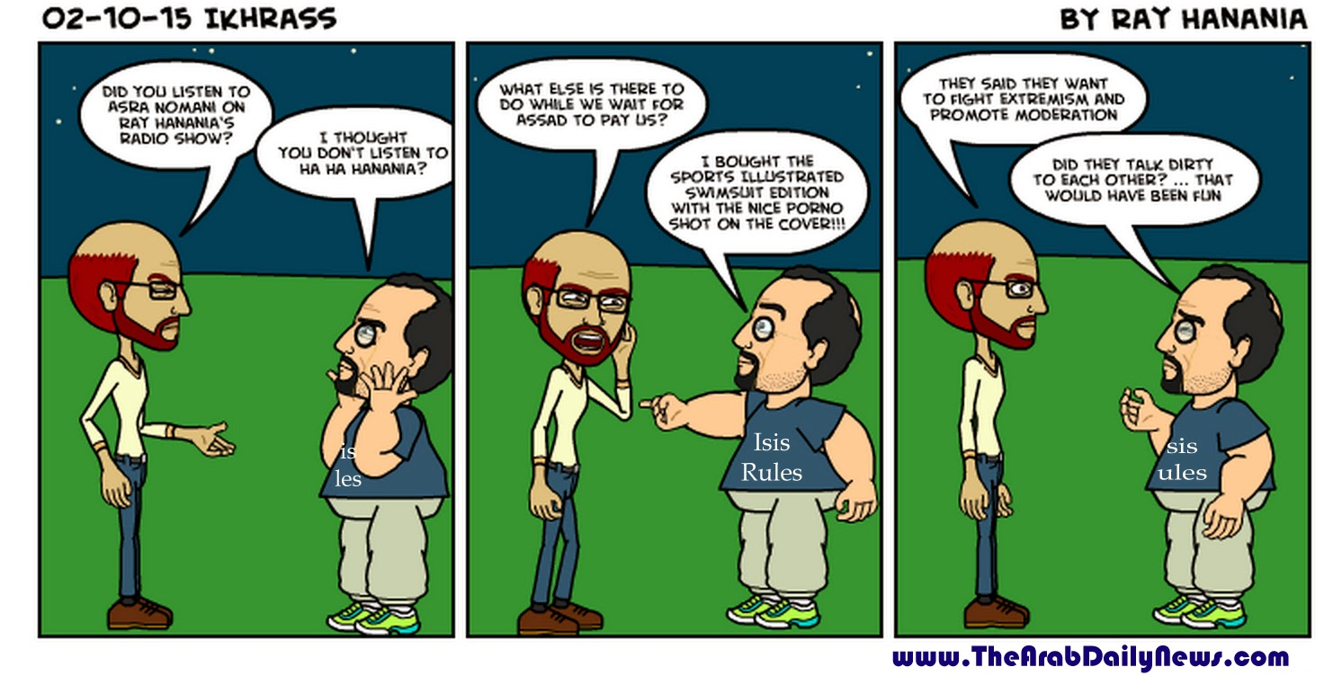 comic strip jewish