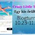 Tracy Brogan: Crazy Little Thing - Egy kis őrültség {Nyereményjáték}
