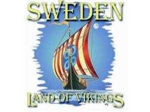 Sweden land of wikings